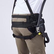 Waist Belt Fix Unit