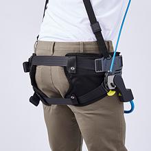 写真:腰固定ユニット